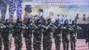Hari Kartini, 240 Prajurit Korps Wanita TNI Unjuk Kekuatan