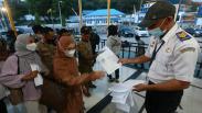 Lonjakan Penumpang Kapal dari Gorontalo Menuju Sulawesi Tengah