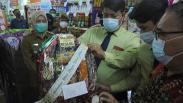 Sidak Makanan di Palembang, BPOM Temukan Manisan Mengandung Formalin