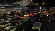 Ratusan Ribu Pemudik Menyeberang ke Pulau Sumatera Melalui Pelabuhan Merak
