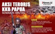 Aksi Teroris KKB Papua Semakin Brutal