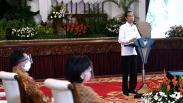 Presiden Jokowi Resmikan Pembukaan Musrenbangnas 2021