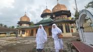 Jemaah Syattarriyah Sumatera Barat Sholat Id Hari Ini
