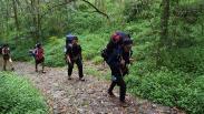 Gunung Lawu Kembali Didatangi Pendaki usai Lebaran