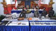 Penampakan Komponen KRI Nanggala 402 Diangkat TNI AL dan Militer China