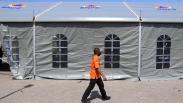 BNPB Bangun Rumah Sakit Darurat Covid-19 di Madura
