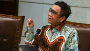 Mahfud MD Sebut UU ITE Diperlukan untuk Atur Lalu Lintas Komunikasi Digital