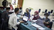 Suasana Hari Terakhir Pendaftaran PPDB Jalur Prestasi DKI Jakarta