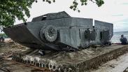 Tank Sisa Perang Dunia II Jadi Saksi Bisu Pendaratan Tentara Sekutu di Jayapura