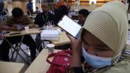 Semangat Penyandang Tunanetra Belajar Berjualan Online