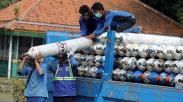 Pemprov DKI Jakarta Bangun Posko Darurat Oksigen Medis di Monas