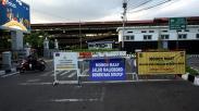 PPKM Darurat, Sejumlah Ruas Jalan Kota Yogyakarta Ditutup
