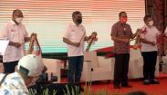 OJK Bantu Petani Serai dari Pembiayaan KUR hingga Ekspor Komoditas Minyak Nabati