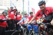 BRI dan Kemenhub Kampanye Zero Accident Ride selama Mudik Lebaran 2018