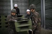 Tentara Korsel Copot Pengeras Suara Propaganda di Perbatasan Kedua Korea