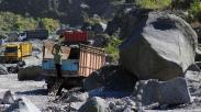 Status Waspada, Penambang Pasir Nekat Beraktivitas di Lereng Gunung Merapi