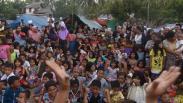Ribuan Jiwa Mengungsi, Begini Kondisi Anak Korban Gempa