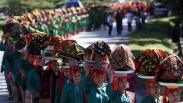 1.000 Masyarakat Minangkabau Ikut Upacara Arak-arakan Bajamba