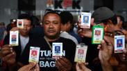 Puluhan Korban PHK Freeport Datangi KPK Laporkan Dugaan Gratifikasi