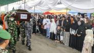 4 Jenazah Korban Lior Air Diserahkan ke Keluarga di Pangkalpinang
