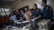Reborn Cartel, Sindikat Pengedar Liquid Vape Berbahan Ekstasi Ditangkap Polisi