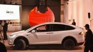 Mengintip Terowongan Baru Antimacet Buatan Elon Musk