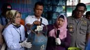Polda Metro Jaya Ungkap Kasus Tabung Gas 3 Kg dan 12 Kg Oplosan