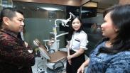 HT Resmikan Klinik MNC Healthcare Center di Kebon Sirih