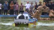 Kapal Autonomous Nala G.4 Siap Berlaga di Florida