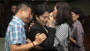 Divonis 6 Tahun Penjara, Hakim Merry Purba Menangis