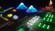 Warna-Warni Nusa Dua Light Festival 2019