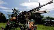 Melihat Prajurit Raider TNI AD Latihan Menembak di Aceh