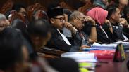 Suasana Sidang Perdana Sengketa Hasil Pemilu Legislatif 2019 di MK