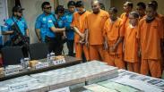 BNN Pamer Uang dan Aset Senilai Rp60 Miliar Hasil TPPU Kejahatan Narkoba