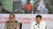 Polisi Tangkap Dalang Pembalakan Liar Hutan Jambi dan Sumsel