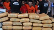 Beroperasi 3 Hari, Polda Jambi Berhasil Amankan 259 Kilogram Ganja