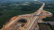 Melihat Pembangunan Akses Masuk Ibu Kota Baru di Kalimantan Timur