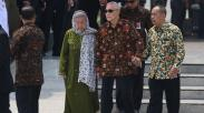 Tokoh-Tokoh Hadiri Prosesi Pemakaman BJ Habibie di TMP Kalibata