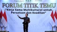 Presiden Jokowi Buka Forum Titik Temu