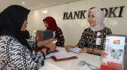 Hari Batik Nasional, Pegawai Bank DKI Layani Nasabah Pakai Batik