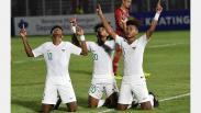 Kualifikasi Piala Asia, Timnas Indonesia U-19 Kalahkan Hong Kong 4-0
