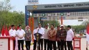 Presiden Jokowi Resmikan Jalan Tol Terpanjang di Indonesia, Total 189 Km