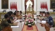 Presiden Jokowi Bertemu Pengusaha Tekstil Bahas Peningkatan Ekspor