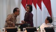 Presiden Jokowi Pimpin Rapat Bahas Pengadaan Alutsista