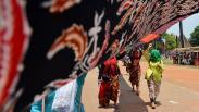 Parade 1.000 Meter Batik untuk Angkat Pariwisata Mojokerto