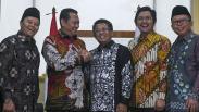 Pimpinan MPR Bertemu Petinggi PKS Bahas Wacana Amandemen UUD 45