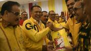 Bambang Soesatyo Resmi Daftar Calon Ketua Umum Golkar