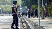 Ledakan Granat Asap di Monas, Polisi Sisir TKP