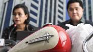 Ini Harley Davidson Milik Dirut Garuda yang Diselundupkan di Pesawat