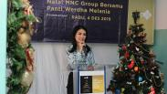 MNC Group Rayakan Natal bersama Para Lansia di Panti Wreda Melania Pademangan